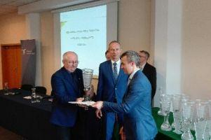 Wręczono laury za wysokie miejsca Cartusii Kartuzy i gminy Kartuzy we Współzawodnictwie Sportowym Dzieci i Młodzieży w 2016 roku