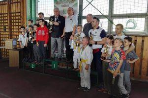 Sześć medali i drużynowe podium judoków GKS-u Żukowo w Otwartych Mistrzostwach Grudziądza 2017