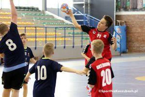 Młodzi szczypiorniści GKS-u Żukowo wicemistrzami Pomorza w Wojewódzkiej Lidze Piłki Ręcznej Chłopców Rocznika 2005