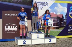 Martyna Krefta najszybsza zawodach Kujawia XC w Bydgoszczy, Kacper Hoppa trzeci w eliminacji OOM w Tarnogórze