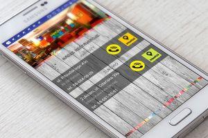 Aplikacja Restauracji Gonzalez - zamówienia w jednym palcu