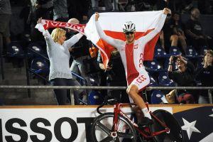 Rozpoczynają się torowe mistrzostwa świata w Hong Kongu. Szymon Sajnok powalczy o medal w omnium i w drużynie