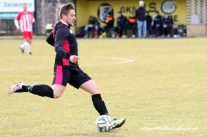 GKS Sierakowice - Czarni Pruszcz Gdański 2:4 (0:1). Gospodarze bez domowego zwycięstwa na wiosnę