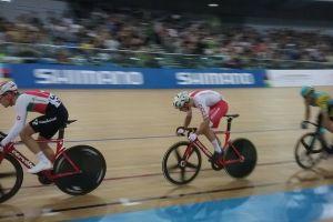 Szymon Sajnok rozpoczął walkę o medal Mistrzostw Świata w Kolarstwie Torowym 2017. Rywalizacja w omnium wystartowała