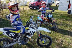 Motocrossowcy z KMX Kaszuby udanie rozpoczęli sezon