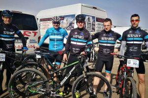 Pierwsze sukcesy kolarzy grupy MTB Start Kartuzy w tym sezonie. Paweł Brylowski na podium w Rumi, Daniel Kramp wysoko w Luzinie