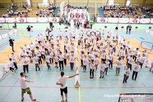 Artur Siódmiak Camp w Przodkowie, czyli największa lekcja WF-u na Kaszubach z udziałem pół tysiąca dzieci