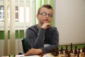 Paweł Teclaf mistrzem Polski juniorów do lat 14 – wygrał Ogólnopolską Olimpiadę Młodzieży w Otwocku