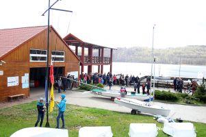 Otwarcie sezonu żeglarskiego 2017 w Centrum Sportów Wodnych i Promocji Regionu na Złotej Górze