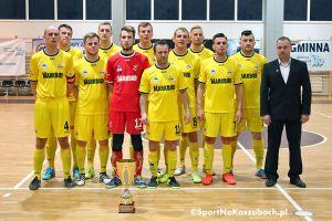 Dragon Bojano - FC Kartuzy 4:6 (1:3). Kartuzianie zostali mistrzami II ligi futsalu i awansowali do I ligi