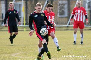 Orlęta Reda - GKS Sierakowice 0:0. Sąsiedzi z tabeli okręgówki podzielili się punktami