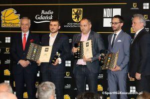 Firma Bat z Sierakowic nagrodzona przez POZKosz na Gali Pomorskiej Koszykówki. SportNaKszubach.pl również