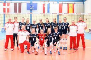 Paulina Reiter z Wieżycy 2011 zagrała w reprezentacji Polski w kwalifikacjach do Mistrzostw Europy w Siatkówce Kobiet U16