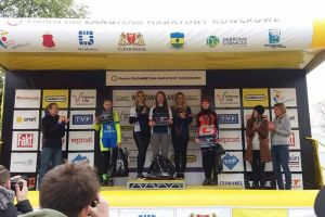 Martyna Krefta wygrała Vienna Life Lang Team w Warszawie oraz Cyklo MTB w Gdyni