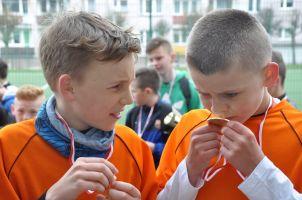 SP nr 1 Kartuzy wygrała VIII Mistrzostwa Gminy Kartuzy w Piłce Nożnej Szkół Podstawowych