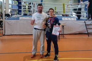 Kamil Mateja zdobył medal Mistrzostw Polski w Kick - Boxingu Low Kick. W maju wystąpi na gali FEN Baltic Storm w Gdyni