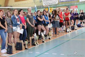 Przodkowska Liga Piłki Siatkowej Kobiet. Turniej pocieszenia dla Kampari, nagrody dla wszystkich zespołów