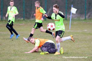 Stężyca wygrała z Gowidlinem w finale powiatowego etapu XVIII Gimnazjady Młodzieży Szkolnej w Piłce Nożnej Chłopców