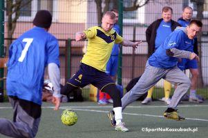 Kartuska Amatorska Liga Piłki Nożnej. Wysokie zwycięstwo Samorządu nad Orange Teamem w meczu na szczycie