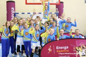 Kartuzy mistrzem XLV Igrzysk Młodzieży Szkolnej w Minikoszykówce Dziewcząt. Zagrają w finale Energa Basket Cup 2017