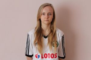 Krysia Lewna z Raduni Stężyca zadebiutowała w zespole Akademii Piłkarskiej LG