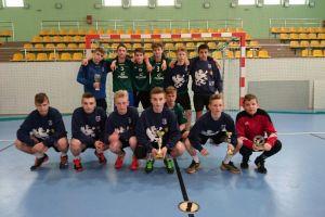 Młodzicy Cartusii Kartuzy awansowali do półfinału mistrzostw Polski. Rymarski i Sural z nagrodami