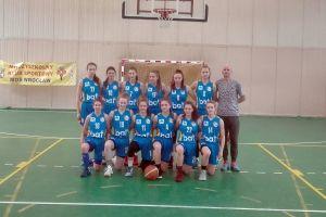 UKS Bat Kartuzy awansował do finałów Mistrzostw Polski U16 w Koszykówce Kobiet