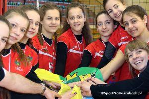 Wieżyca 2011 Stężyca awansowała do finałów Mistrzostw Polski Młodziczek w Siatkówce Kobiet