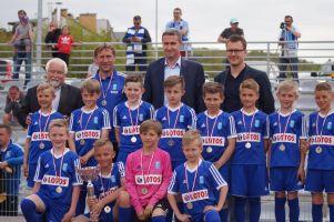 Radunia Stężyca druga w finale międzynarodowego turnieju Baltic Football Cup 2017 w Gdańsku
