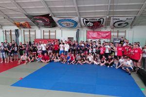 Zawodnicy PCNP Rebelia Kartuzy walczyli w ogólnopolskim turnieju sparingowym w Poznaniu