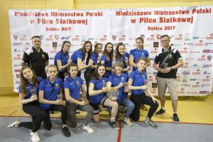 Wieżyca 2011 Stężyca zakończyła już Mistrzostwa Polski Młodziczek w Siatkówce 2017 w Dębicy