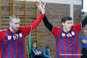 Spójnia Gdynia - GKS Żukowo 33:20. W ostatnim meczu sezonu gospodarze nie pozostawili złudzeń i wygrali I ligę