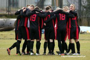 KTK-S Wikęd Luzino - GKS Sierakowice 2:0 (0:0). Bramki w końcówce zdecydowały o porażce Sierki