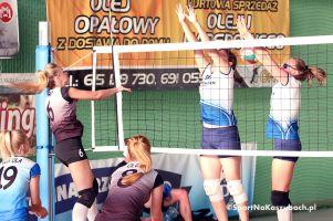 Przodkowska Liga Piłki Siatkowej Kobiet. Mecz na szczycie i osiem innych spotkań rozegrano w ostatni piątek