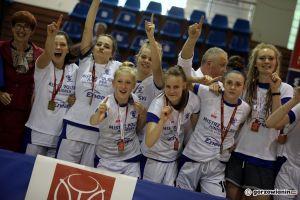 Kinga Potraca, wychowanka kartuskiego Batu, została koszykarską mistrzynią Polski do lat 18