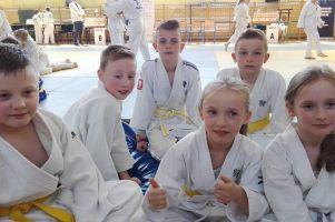 Trzy złota, dwa srebra i brąz żukowskich judoków na Festiwalu Minijudo w Toruniu