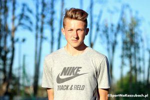 Mateusz Młyński zadebiutował w reprezentacji Polski. Zagrał w dwóch meczach kadry U16 z Rumunią