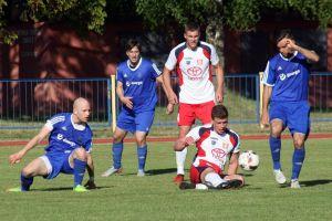 Pogoń Lębork - KS Chwaszczyno 2:0 (0:0). Słabsza druga połowa kosztowała przyjezdnych trzy punkty