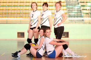 Przodkowska Liga Piłki Siatkowej Kobiet. Zespoły II ligi zakończyły rundę zasadniczą, I liga już na finiszu