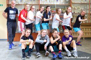 UKS Bat Kartuzy jedzie na Mistrzostwa Polski Kobiet U16 w Koszykówce do Tarnowa.