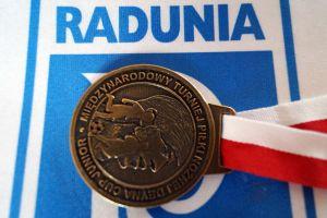 Radunia Stężyca na podium ogólnopolskiego turnieju Polpharma Deyna Cup Junior 2017 w Starogardzie Gdańskim