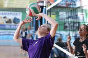 Przodkowska Liga Piłki Siatkowej Kobiet - zdjęcia z ostatnich meczów turnieju pocieszenia