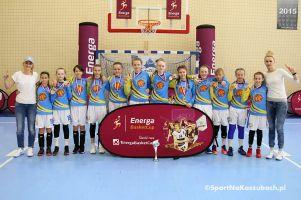 Koszykarki z SP nr 5 Kartuz rozpoczynają w piątek finały Energa Basket Cup  w Gdyni