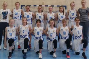 Dziewczęta z SP nr 5 wygrały swoją grupę i awansowały do półfinałów turnieju Energa Basket Cup