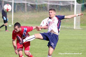 KS Chwaszczyno - Chemik Bydgoszcz 3:1 (2:0). Niezawodny Maks Hebel strzelił trzy gole i KSCh jest o włos od utrzymania