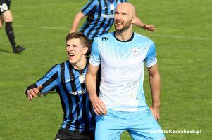 GKS Przodkowo - Sokół Kleczew 1:1 (0:0). Stasiak znów trafił w 90 minucie i uratował przodkowianom remis