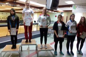 Diana Malotka - Trzebiatowska zdobyła dwa medale III Pucharu Polski w Strzelectwie Sportowym w Zielonej Górze