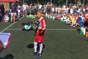 Piłkarze Raduni Stężyca w kadrze Lotosu zajęli trzecie miejsce w turnieju Legia Bart 2017
