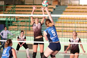 Przodkowska Liga Piłki Siatkowej Kobiet. So Sorry i Blackteam zagrają w finale I ligi już w ten piątek