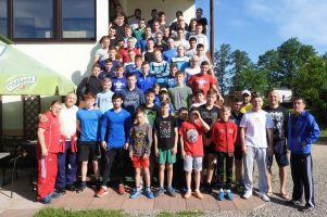 Zapaśnicze kadry narodowe Polski, Norwegii i Armenii, a także reprezentacja Pomorza trenują w Chmielnie